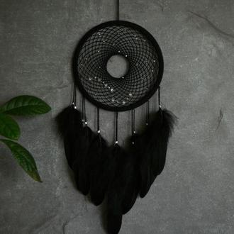 Ловец снов, звёздное небо, декор и оберег, оригинальный подарок близким и друзьям