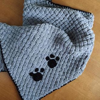 Детский плюшевый плед Подарок Малышу