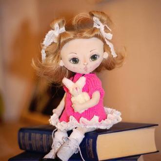 Авторская куколка Оленька