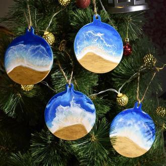Игрушка на елку, Елочные игрушки, Шары на елку, Новогодний декор