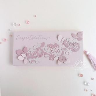"Gift Box ""Euphoria"" - открытка в коробочке"
