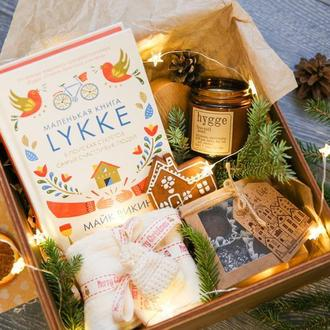 """Подарок на новый год """"COZY PREMIUM BOX""""/ подарочный набор/ подарок на день рождения"""