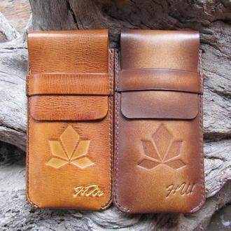 органайзер для сумки,кожаный чехол для ручек,футляр для карандашей,подарок девушке,подарок учителю