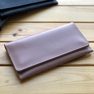 Женский кожаный кошелек Emma
