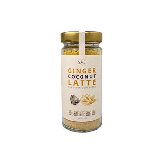 GINGER COCONUT LATTE | raw смеси суперфудов, 200 g