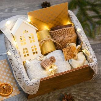 Подарунок на новий рік/ подарунковий набір/ подарунок на день народження