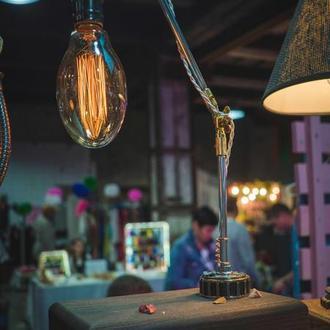 """Настольная лампа """"Pride&Joy"""""""