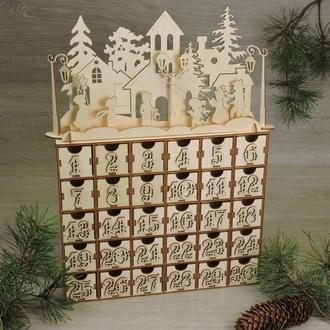 "Рождественский адвент календарь ""рождественские гимны"" (2128)"