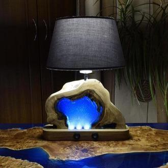 Лампа ночник 2в1,Прикроватная лампа,Настольная лампа