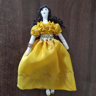 """Кукла """"Габриэль"""" в стиле тильда, текстильная, интерьерная"""