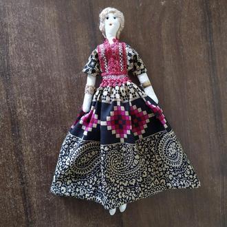 """Кукла """"Меган"""" в стиле тильда, текстильная, интерьерная"""