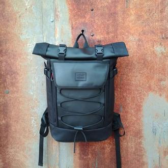Городской рюкзак Kona Visor Black Leather