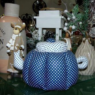 Чайник тильда - шкатулка для чая