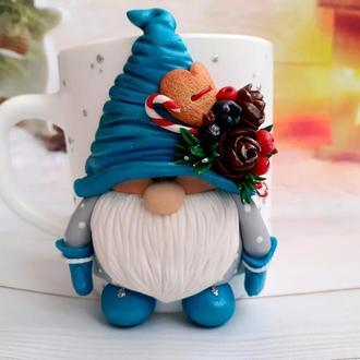 Чашечка новогодняя