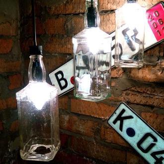 Світильник у стилі Loft