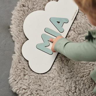 Развивающая игрушка Сортер деревянный для ребенка от 1 года до 5 лет