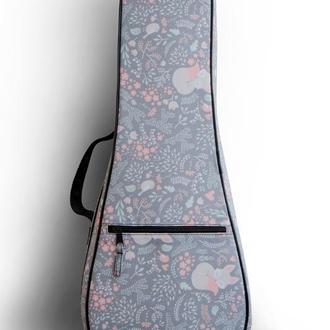 Чехол для укулеле сопрано Весенний Лес