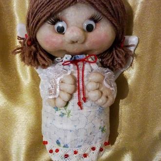 Лялька-сувенір Янголятко