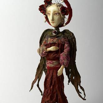 Красна Панночка, ангел, статуэтка авторская