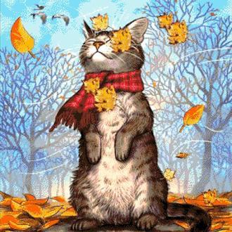 """Набор для вышивки бисером """"Осенний ветерок"""""""