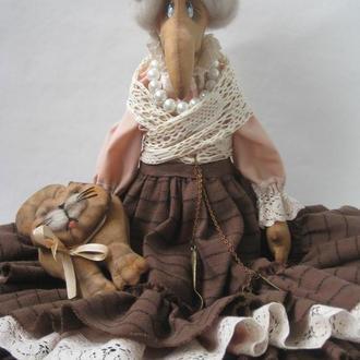 Бабка Ежка