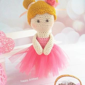 Кукла балеринка,куколка.