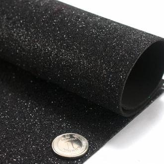Фоамиран с глиттером, без к/о, 1,6 мм. 20*30 см