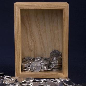 Скарбничка для грошей