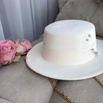 Шляпа / капелюх декорований