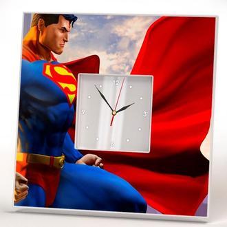 "Настенные часы ""Супермен"""