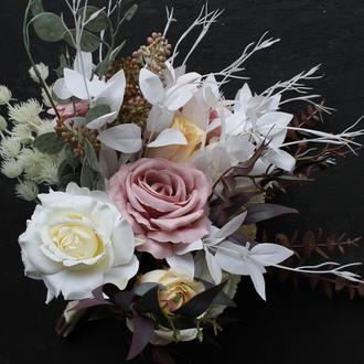 Букет цветов свадебный