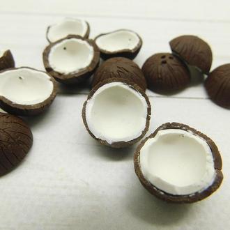 Бусины кокосы