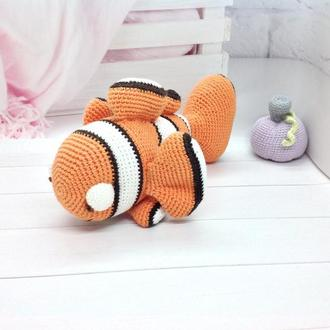 Рыбка-клоун крючком , 23 см