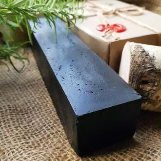 «Дегтярный Энт» натуральное мыло, 7 %, брусок