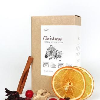 СHRISTMAS | herbal spiced tea set