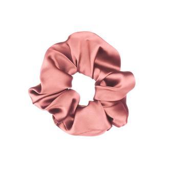 ШОВКОВА ГУМКА ДЛЯ ВОЛОССЯ Mia Pink Caramel