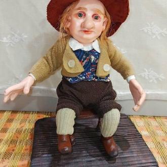 Лепрекон - Интерьерная Кукла