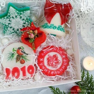 Подарок учителю на Новый год и Рождество