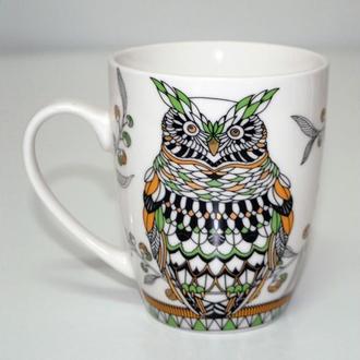 Чашка новогодняя Сова