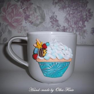 Чашки з ліпкою