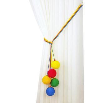 Подхват разноцветные шары