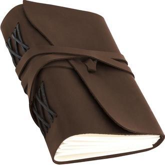 Блокнот COMFY STRAP оригінальний шкіряний подарунок для заміток і малювання