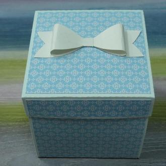 Magic box коробочка с сюрпризом ( для денег)
