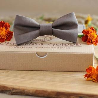 "Бабочка орехового цвета  ""Autumn"""