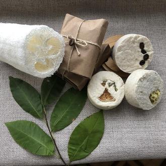 Твердые натуральные шампуни и кондиционеры под заказ