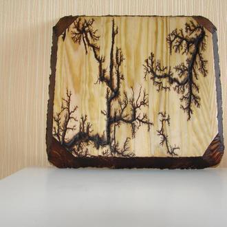 Панно «Сказочный лес»