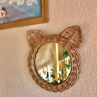 Зеркало-котик