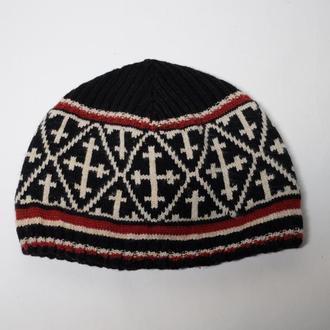 Двустороняя шапка
