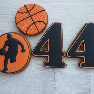 Пряники баскетболисту