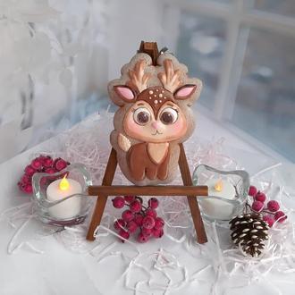 рождественские пряники купить, пряники на новый год, пряники на 2021 украина заказать